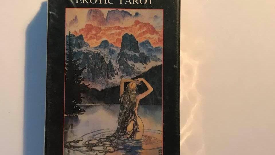 Manara Erotic Tarot