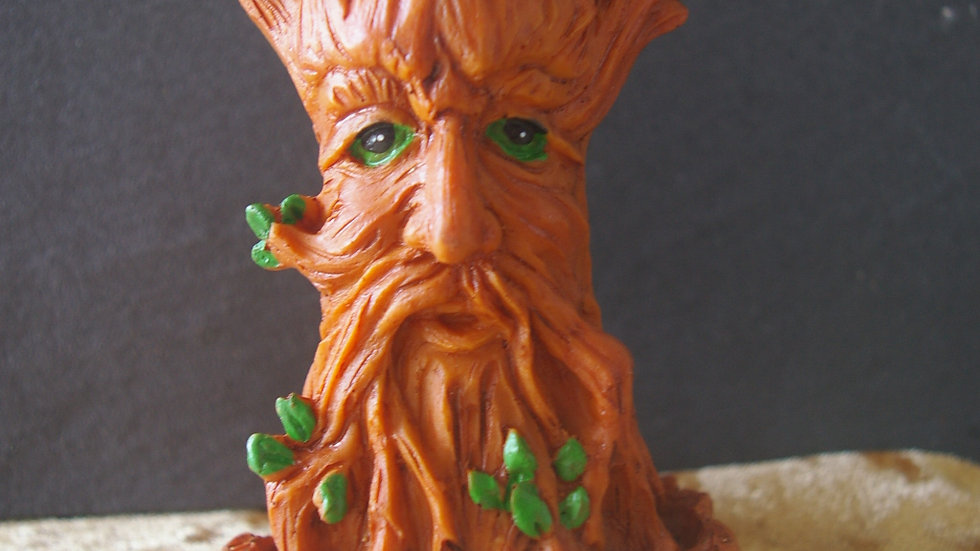 Lisa Parker Tree Man Cone Incense Holder