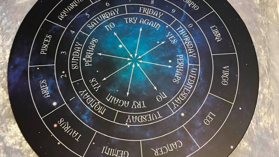 Astrology Pendulum Board