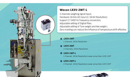 LX3V Weighing PLC Module