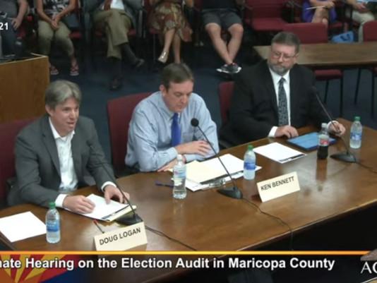 SHOCKING: AZ Audit, Deep State CAUGHT   BOOMS Everywhere In Testimony