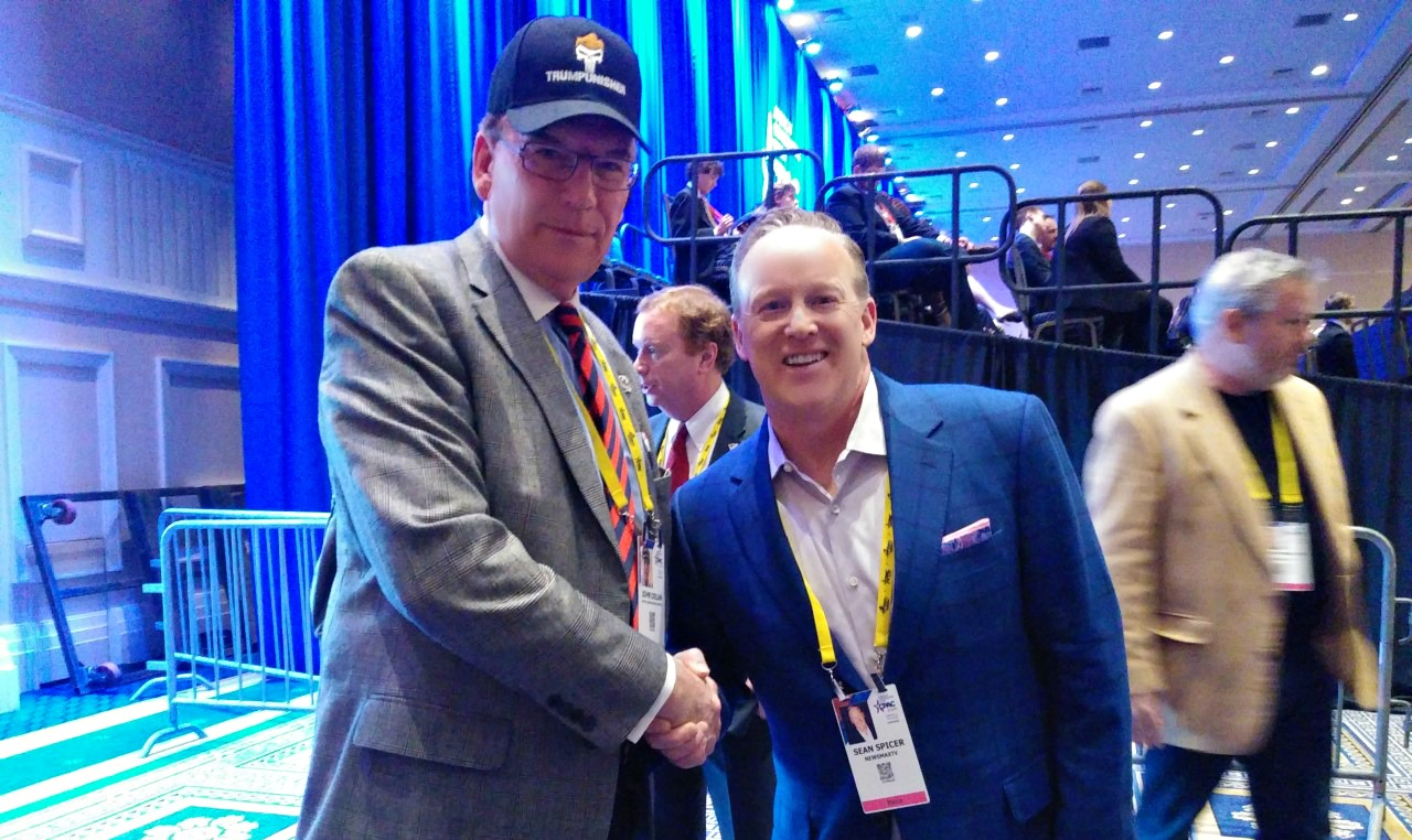 JJ Flash with Sean Spicer