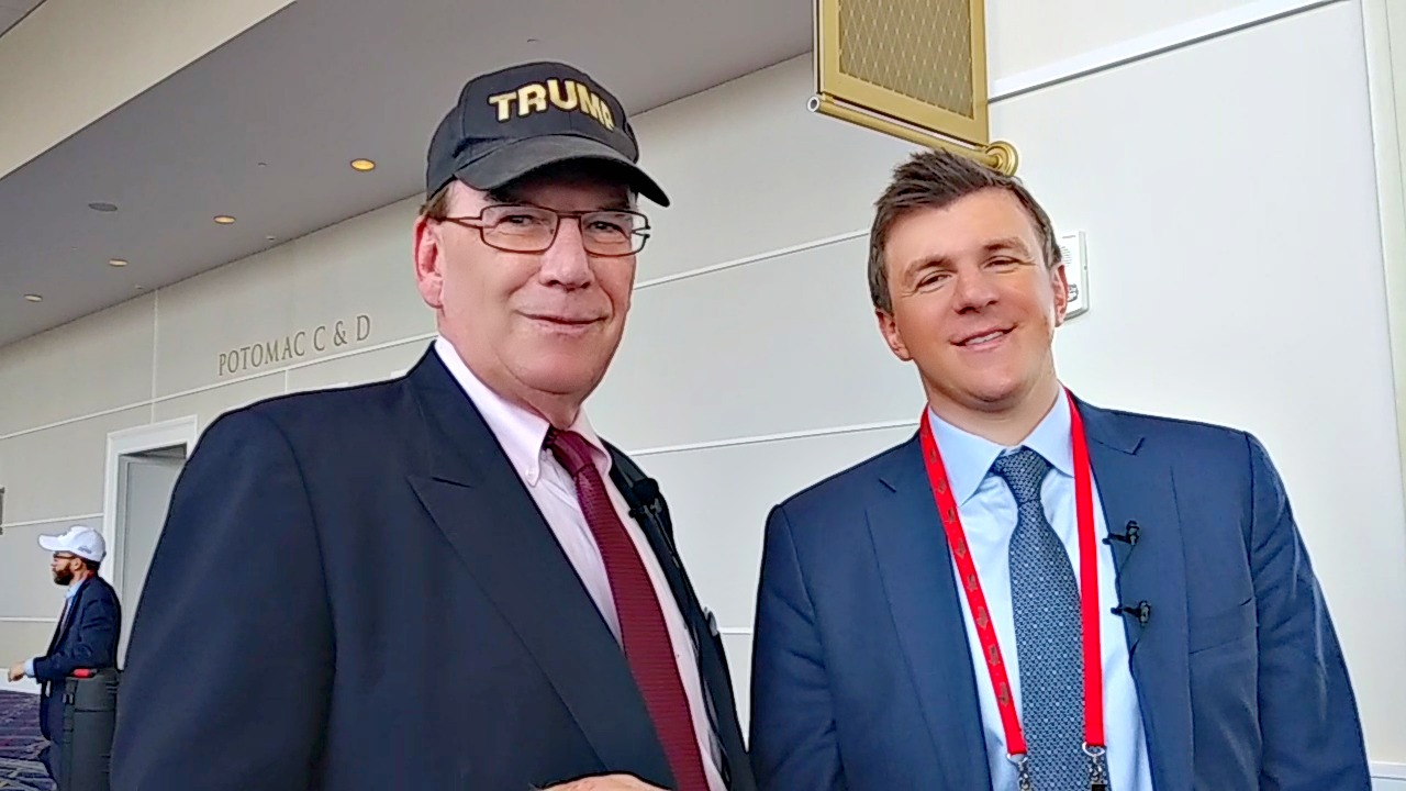 JJ Flash with James O'Keefe
