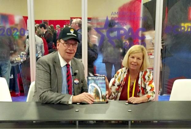 JJ Flash and Marlene Jupiter