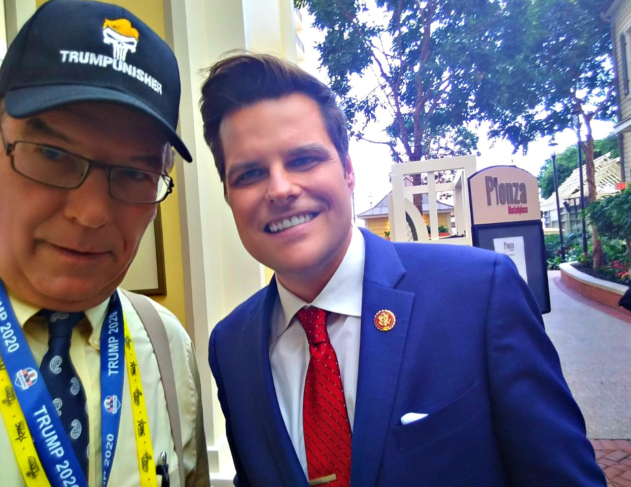 JJ Flash with Matt Gaetz