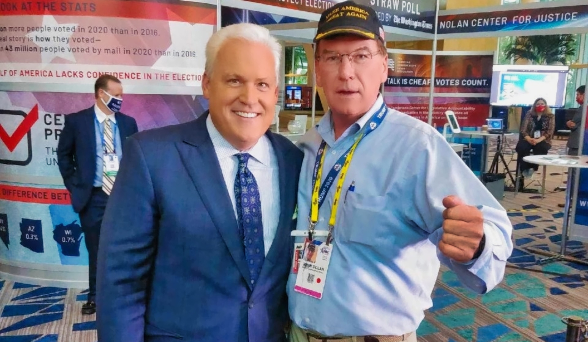 JJ Flash | CPAC 2021 | Trump Train News Media