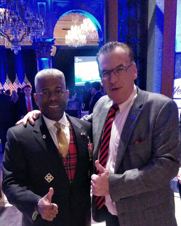 JJ Flash with Allen West