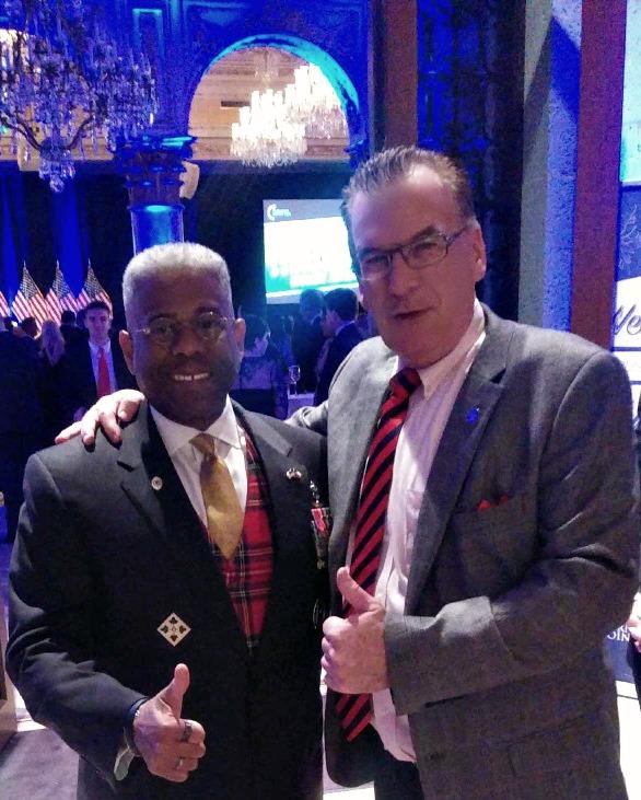 JJ Flash with Allen West