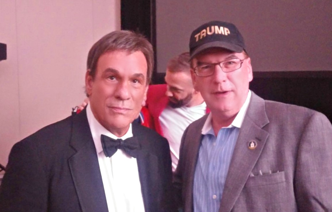 JJ Flash with Robert Davi