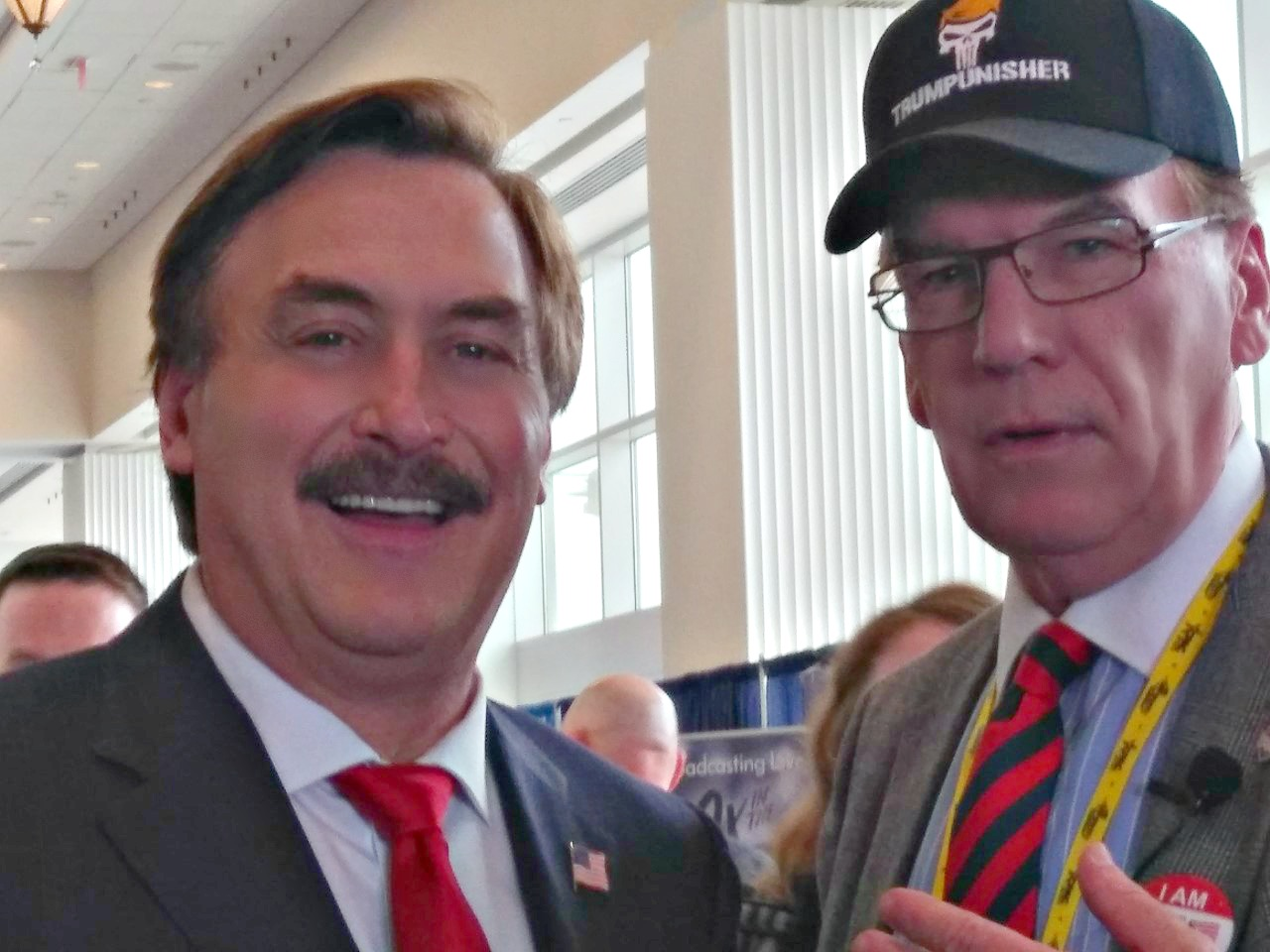 JJ Flash with Mike Lindell