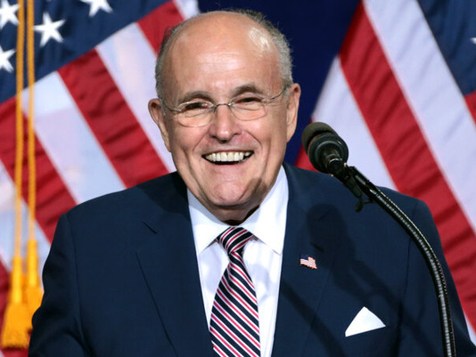 """EXPLOSIVE: """"Sufficient to CHANGE the Election"""", Rudy Giuliani Explaining Fraud"""