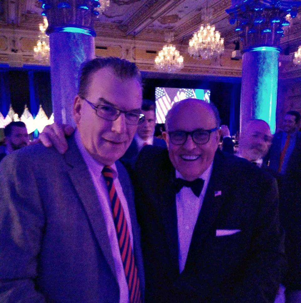 JJ Flash with Rudy Giuliani
