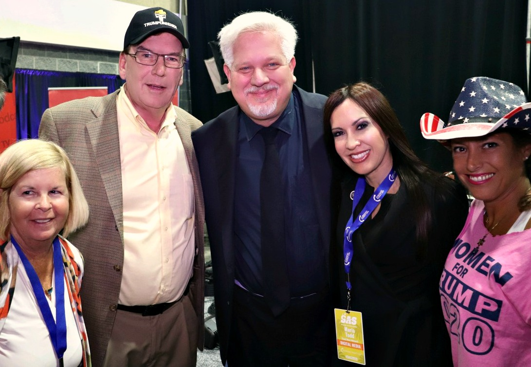 JJ Flash with Glenn Beck