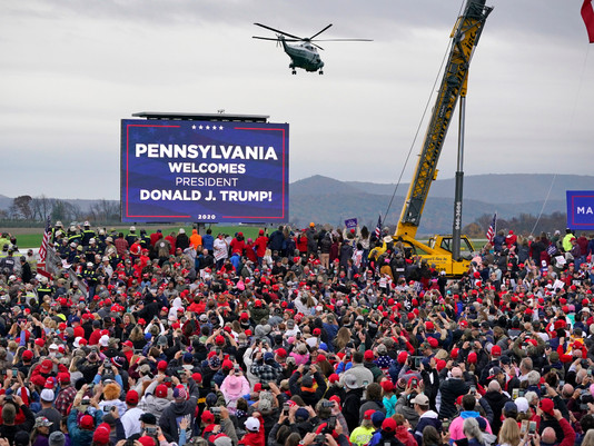 BOMBSHELL: Trump WON Pennsylvania by 6-8%   Deep State's Big Lie EXPOSED