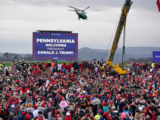 BOMBSHELL: Trump WON Pennsylvania by 6-8% | Deep State's Big Lie EXPOSED