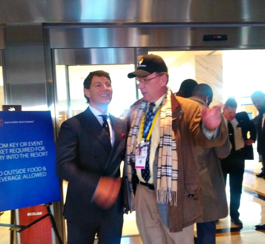 JJ Flash with Hogan Gidley