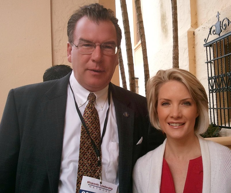 JJ Flash with Dana Perino