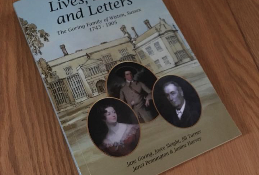 Lives, Loves and Letters Book