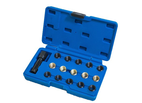 Набор для восстановления резьбы свечей зажигания M14x1.25 Vertul VR50275