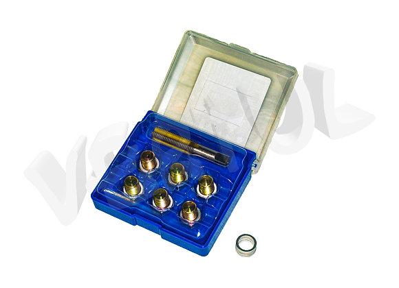Набор для восстановления резьбы маслосливных отверстий M20 x 1,5 Vertul VR50207E