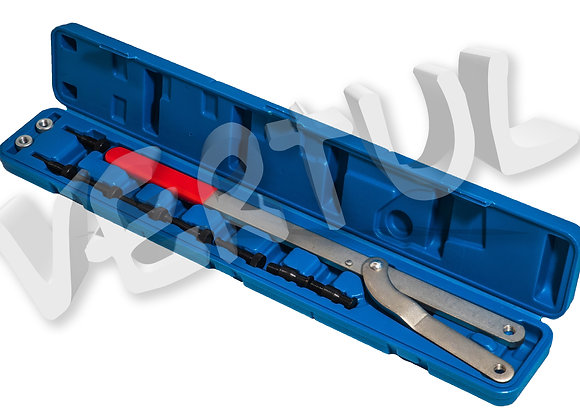 Универсальный ключ для фиксации шкивов 40-220мм Vertul VR50602