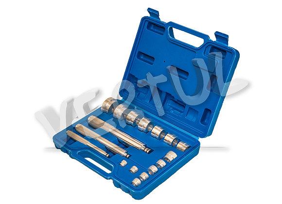 Набор оправок для установки подшипников, сальников 17пр. Vertul VR50147