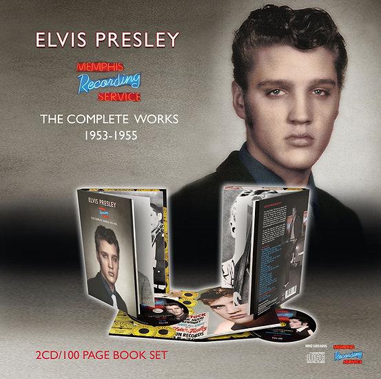 Elvis Presley Complete Works 1953-1955