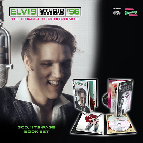 ELVIS STUDIO SESSIONS '56 – THE COMPLETE RECORDINGS