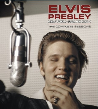 NEW YORK RCA STUDIO 1 – THE COMPLETE SESSIONS