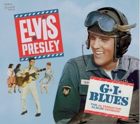 G.I.BLUES – THE ALTERNATIVE ALBUM VERSION