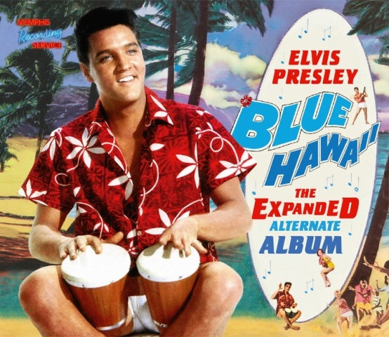BLUE HAWAII - THE EXPANDED ALTERNATE ALBUM