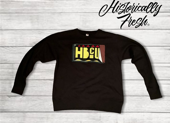 "Chocolate Bar Crewneck ""Black Friday"""