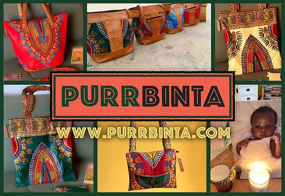 Purr Binta Gift Card €25