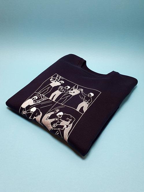 'Self defence' Sweater