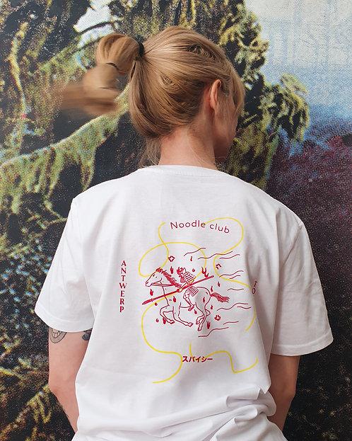 'The Noodle club' T-shirt