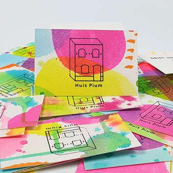 Huis Pium Visual identity