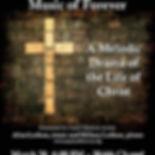 Music of Forever Poster