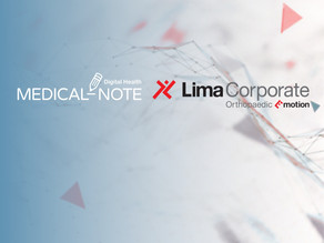 MEDICAL-NOTE announces the Partnership with LimaCorporate