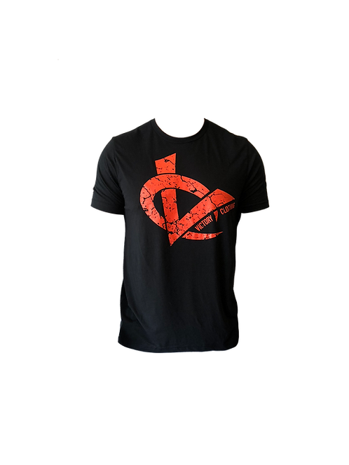 Red VC Logo Tee
