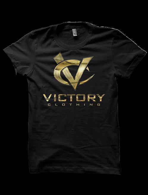 Black + Gold VC Tee