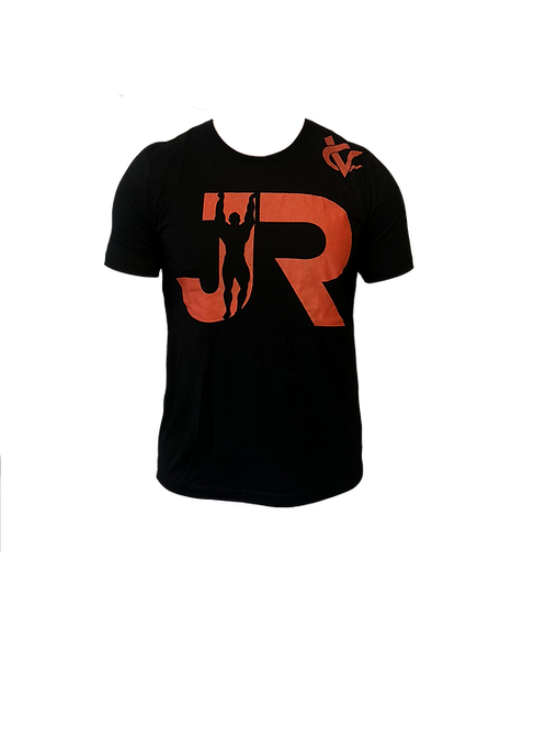 JR Black & Red Tee