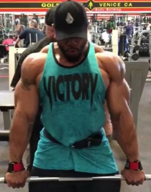 Victory Turquoise Tank