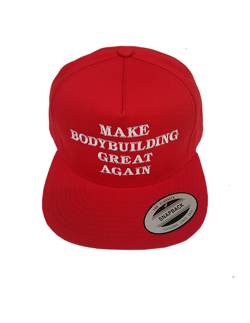 'Make Bodybuilding Great Again' Snapback