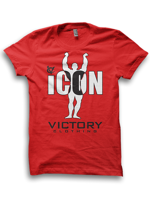 Red iCON Tee