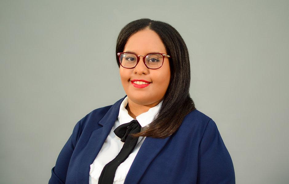Nataly Santana Sánchez - Vicepresidenta