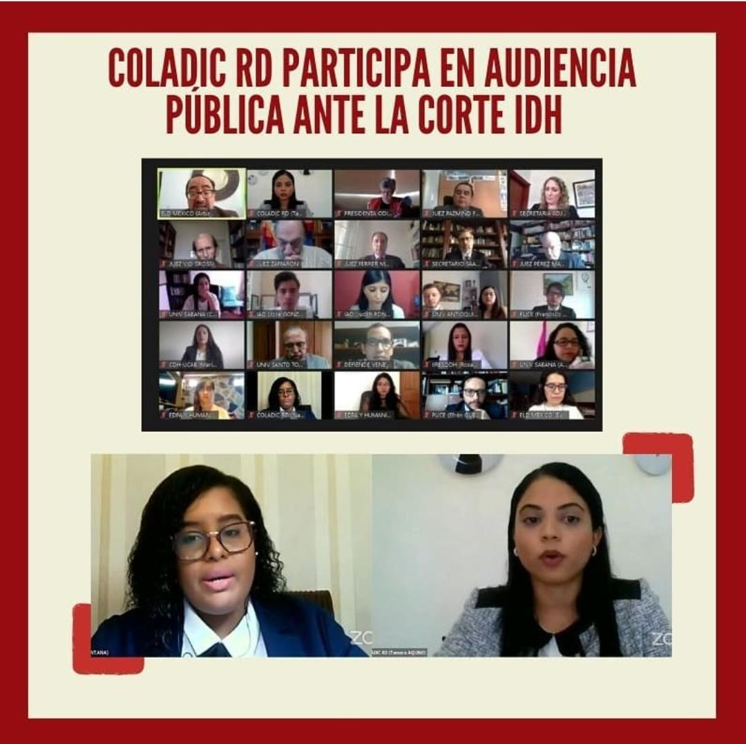 Audiencia Corte IDH