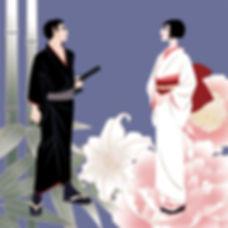 吉田 暁,ジャパニーズ,モダン,イラスト,北九州,イラスト展,JAPANESE,MODERN,ILLUSTRATION,ILLUST, KITAKYUSHU,ポップカルチャー,FUKUOKA,