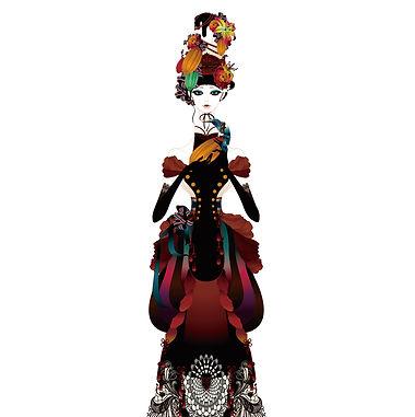 Benicco,ジャパニーズ,モダン,イラスト,北九州,イラスト展,JAPANESE,MODERN,ILLUSTRATION,ILLUST, KITAKYUSHU,ポップカルチャー,FUKUOKA,