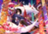 藤ちょこ,ジャパニーズ,モダン,イラスト,北九州,イラスト展,JAPANESE,MODERN,ILLUSTRATION,ILLUST, KITAKYUSHU,ポップカルチャー,FUKUOKA,