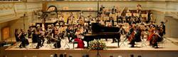 Meghan Behiel Klavier Konzert